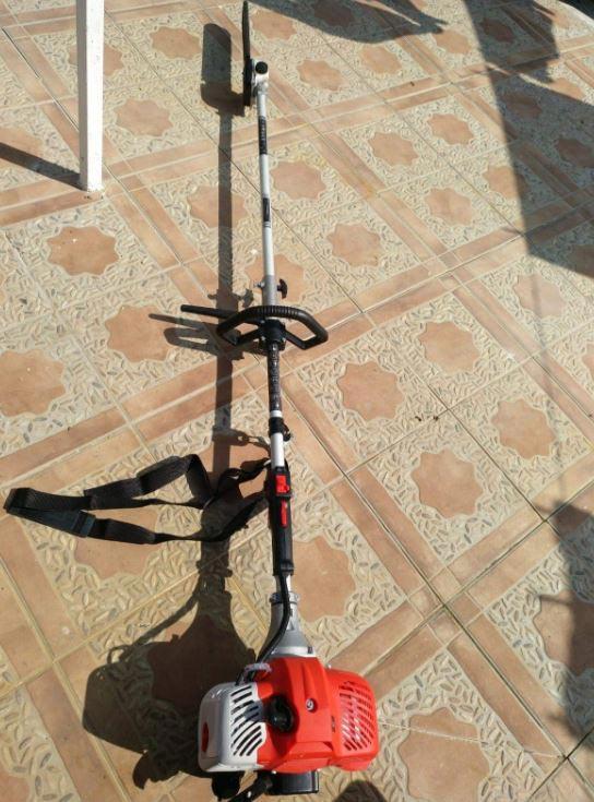 Podadora de altura con motor gasolina