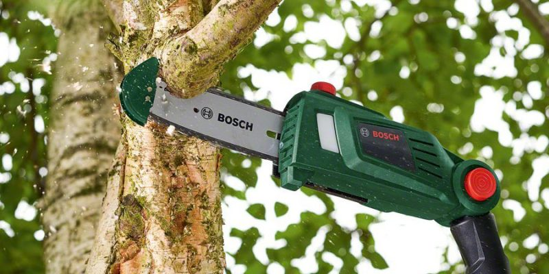 comprar podadora Bosch UniversalChainPole 18